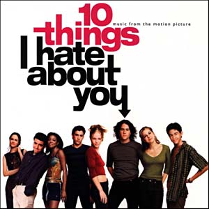 10 Things I Hate about You original soundtrack
