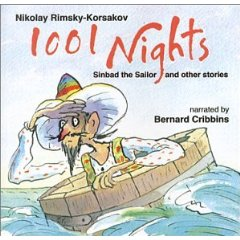 1001 Nights: Bernard Cribbins original soundtrack