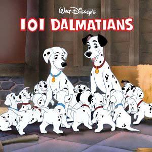 101 Dalmations original soundtrack