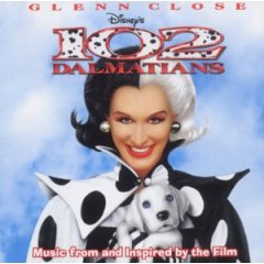 102 Dalmations original soundtrack