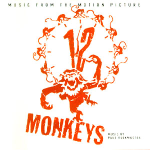 12 Monkeys original soundtrack