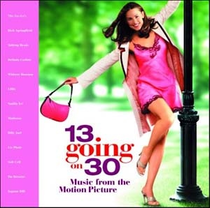 13 Going On 30 original soundtrack