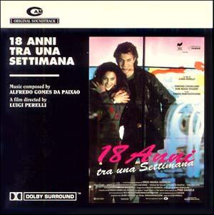 18 Anni Tra Una Settimana original soundtrack