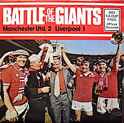 1977 FA Cup Final: Manchester Utd vs Liverpool original soundtrack