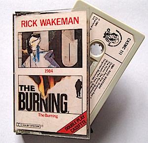 1984 + The Burning original soundtrack