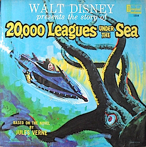 20,000 Leagues Under The Sea: the story of original soundtrack