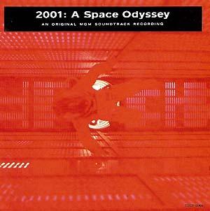 2001 - a space odyssey  - reissue original soundtrack