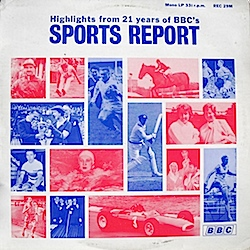 21 Years of Sports Report original soundtrack
