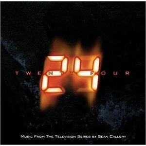 24 Twenty Four original soundtrack