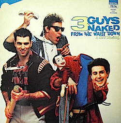 3 Guys Naked From the Waist Down original soundtrack