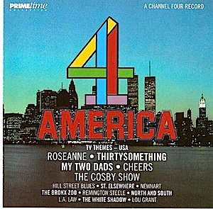 4 America: TV Themes-USA original soundtrack