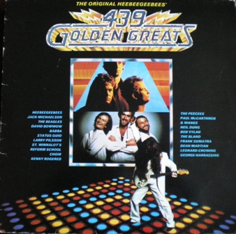439 Golden Greats: Heebeegeebees original soundtrack