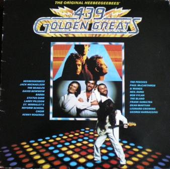 439 Golden Greats: Heebeegeebees original soundtrack