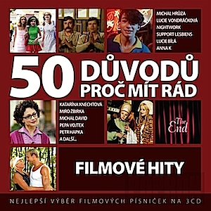 50 důvodů proč mít rád filmové hity original soundtrack
