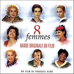 8 Femmes original soundtrack