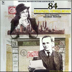 84 Charing Cross Road original soundtrack