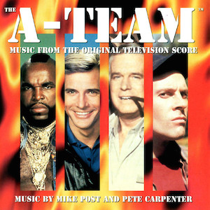 A-Team original soundtrack