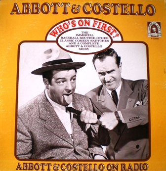 Abbot and Costello on Radio original soundtrack