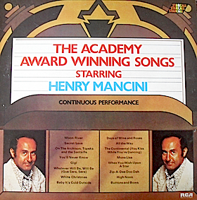 Academy Award Winning Songs original soundtrack