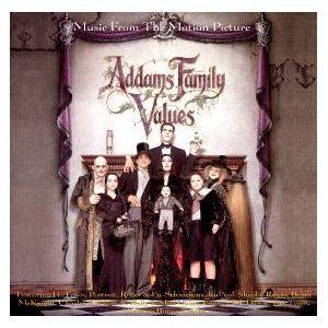 Addams Family Values original soundtrack
