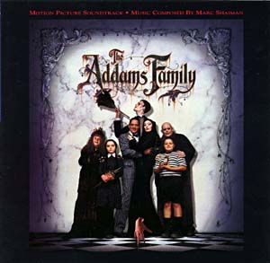 Addams Family original soundtrack