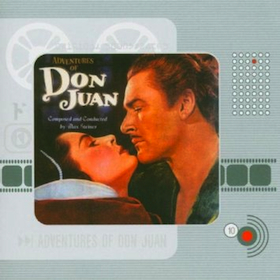 Adventures of Don Juan original soundtrack