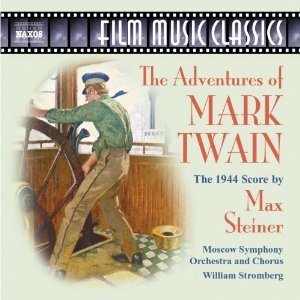 Adventures of Mark Twain original soundtrack