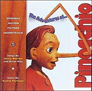 Adventures of Pinocchio original soundtrack