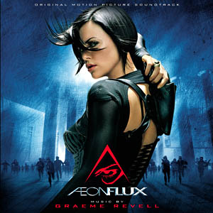 Aeon Flux original soundtrack