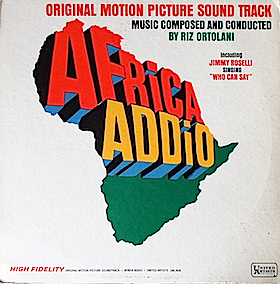 Africa Addio original soundtrack