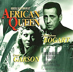 African Queen: Original Radio Broadcast original soundtrack