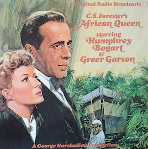 African Queen original soundtrack