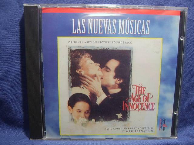 Age of Innocence original soundtrack