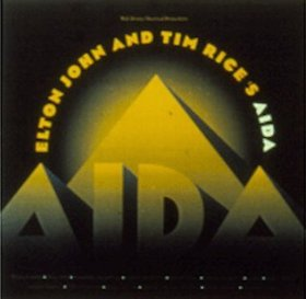 Aida original soundtrack