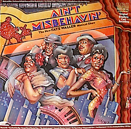 Ain't Misbehavin original soundtrack
