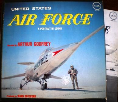 Air Force: A Portrait in Sound original soundtrack