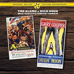 Alamo & High Noon original soundtrack