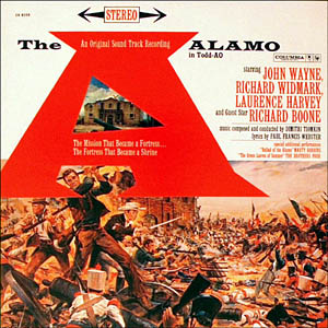 Alamo original soundtrack