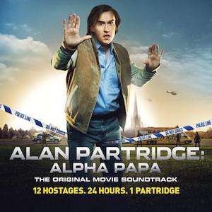 Alan Partridge: Alpha Papa original soundtrack