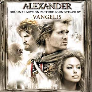 Alexander original soundtrack