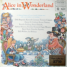 Alice in Wonderland original soundtrack