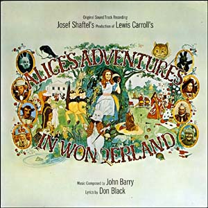Alice's Adventures in Wonderland original soundtrack