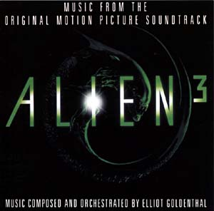 Alien 3 original soundtrack