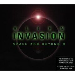 Alien Invasion: Space and Beyond II original soundtrack