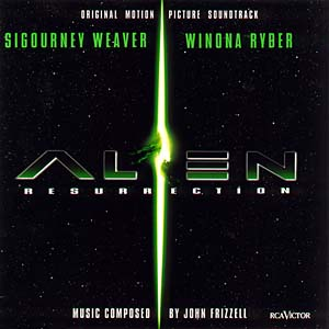 Alien Resurrection original soundtrack