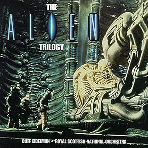 Alien Trilogy original soundtrack