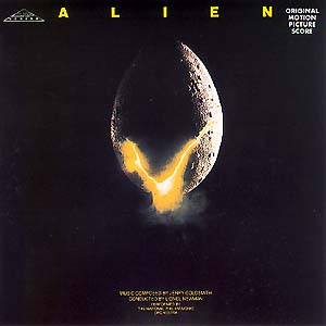 Alien original soundtrack