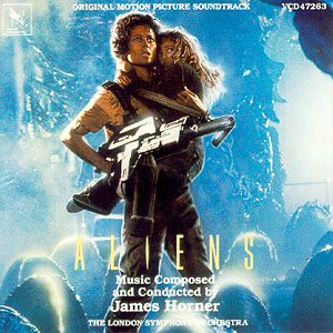 Aliens original soundtrack