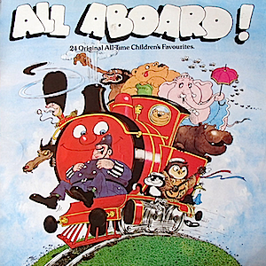 All Aboard original soundtrack