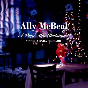 Ally McBeal: a very Ally Christmas original soundtrack